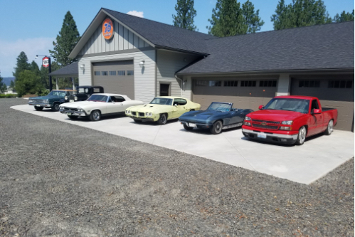 Custom Shop Construction | Romane Construction, Spokane, WA