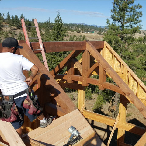Romane Construction, Beams & Trusses in Spokane, WA