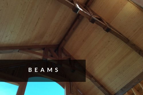 Romane Construction Beams Spokane, WA
