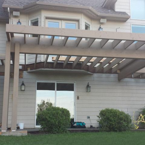 Romane Construction, Decks in Spokane, WA
