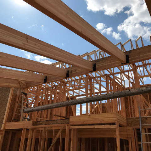 Romane Construction, Framing in Spokane, WA