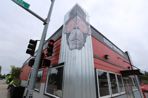 Romane Construction Redwheel Spokane, WA