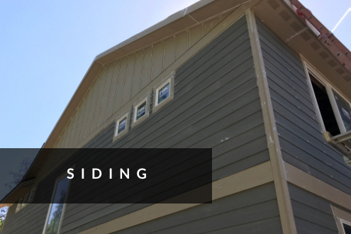 Romane Construction Siding Spokane, WA